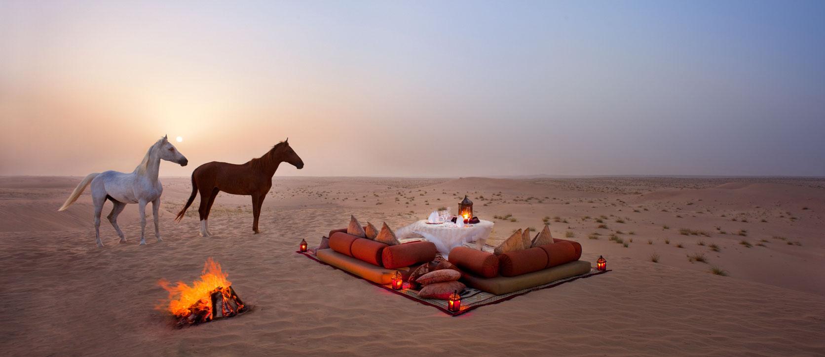 Romantic Places in Dubai