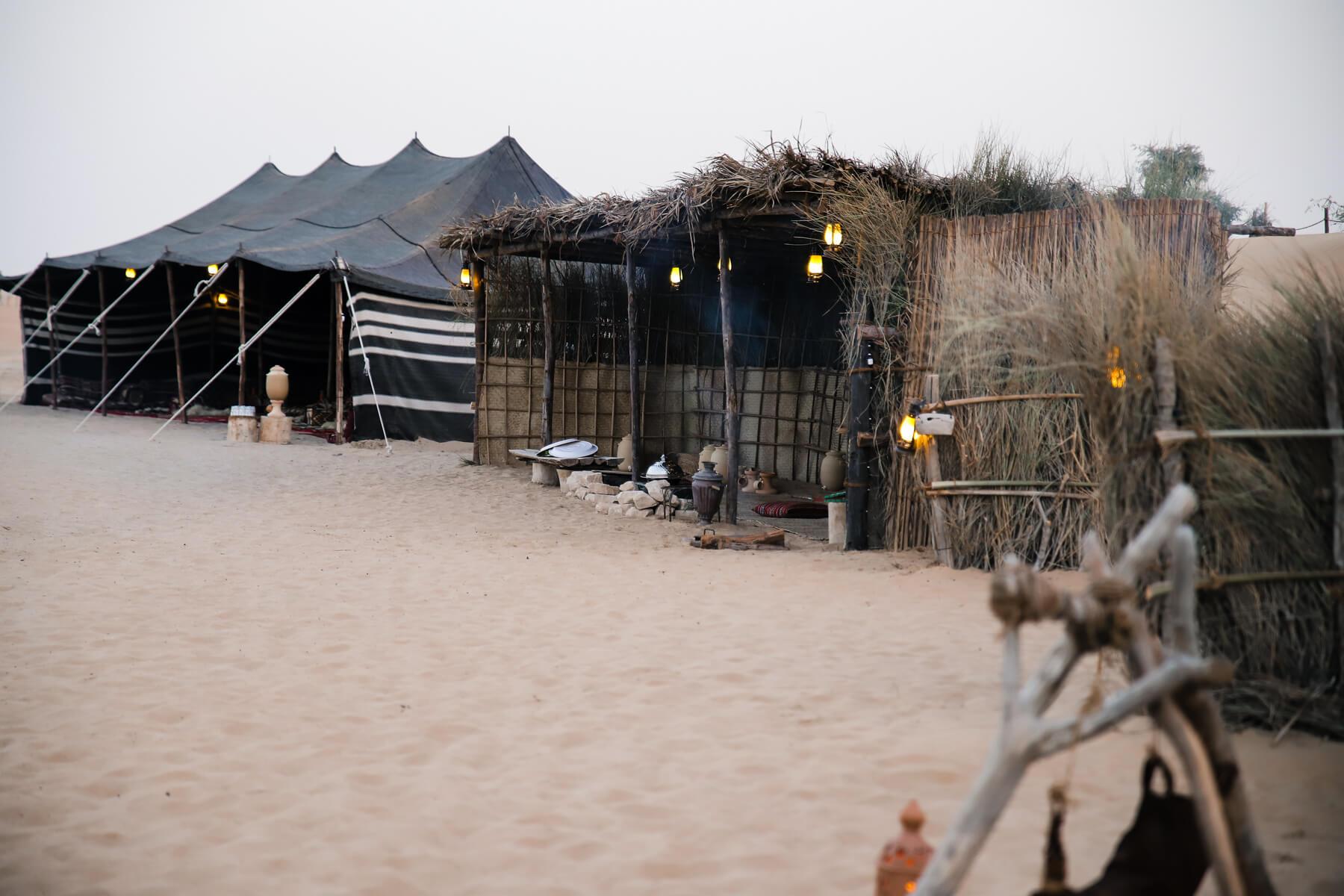 Al Marmoom Bedouin Culture Experience