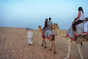 Arabian Nights Tours