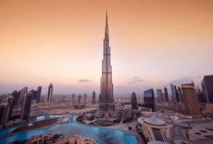 Burj Khalifa Floors