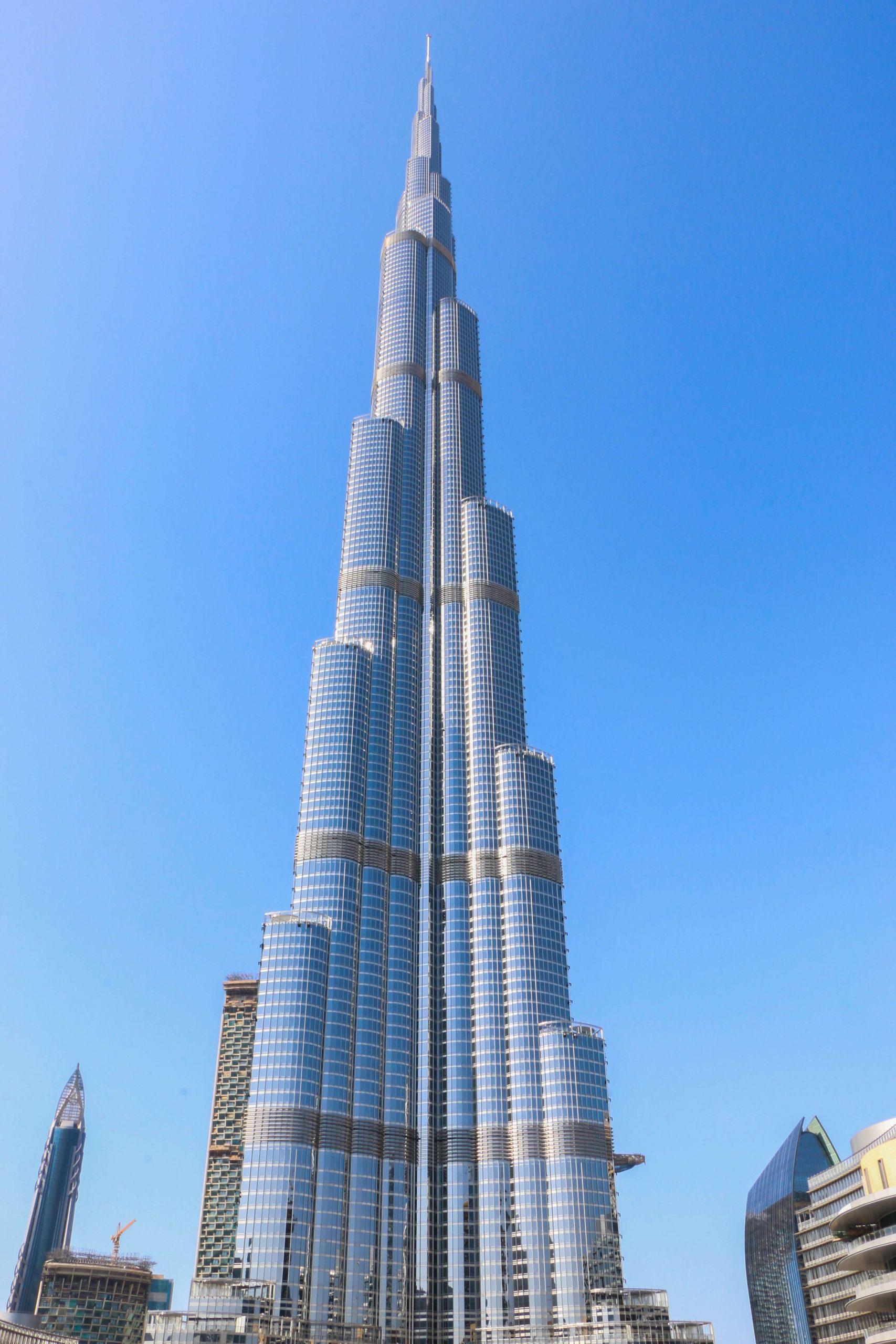 Burj Khalifa Geniuses World Records