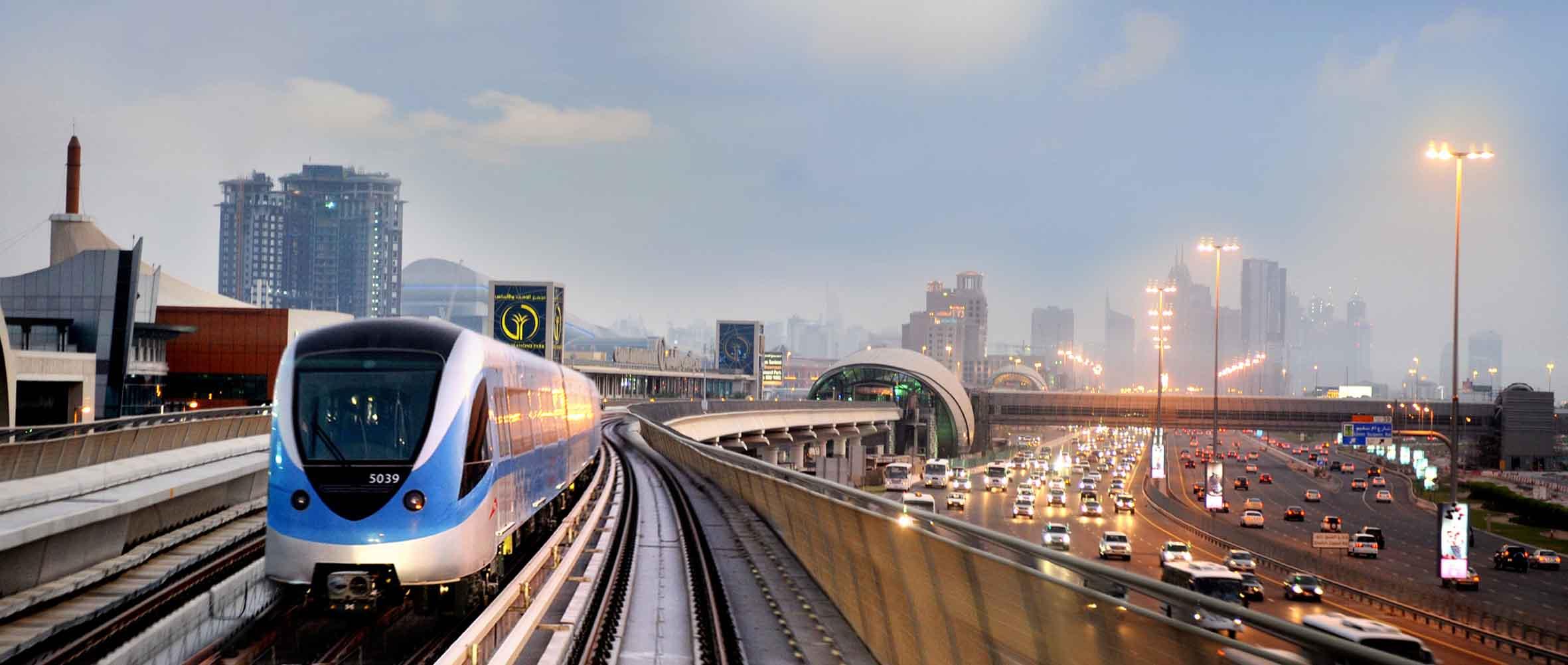 Cheapest Dubai Transportation