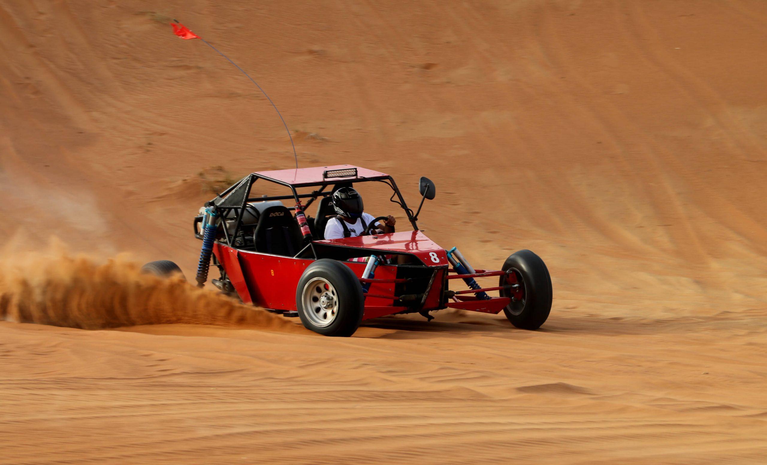 Desert Fox Dune Duggy