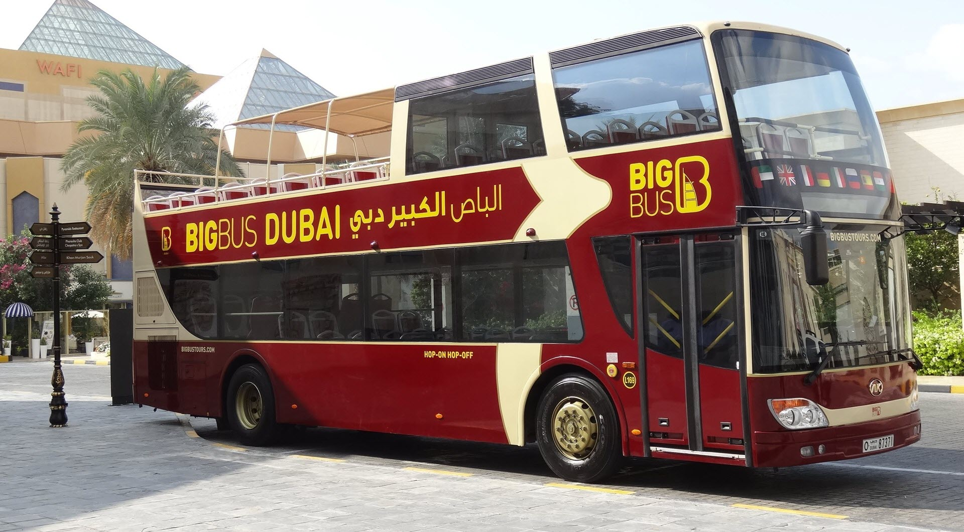 Dubai Big Bus Tour, Cheapest Dubai Transportation
