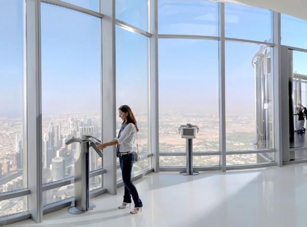 Dubai Burj Khalifa How Many Floors