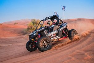Dubai adventure tours