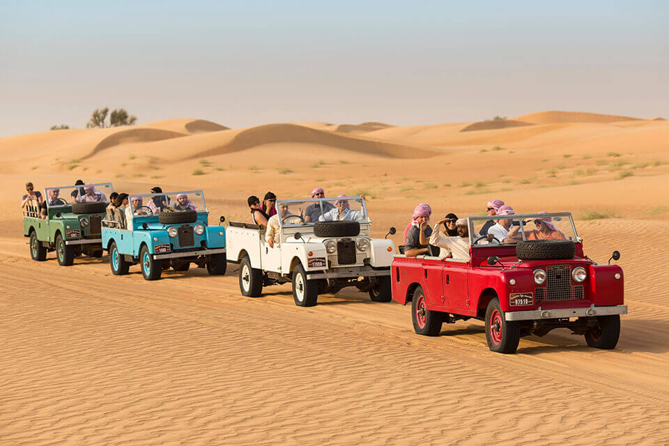 Dubai desert Excursion