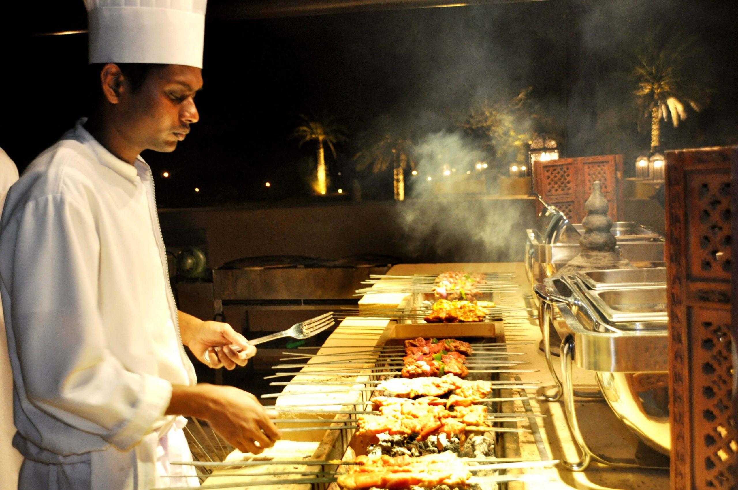Night Desert Safari Dubai
