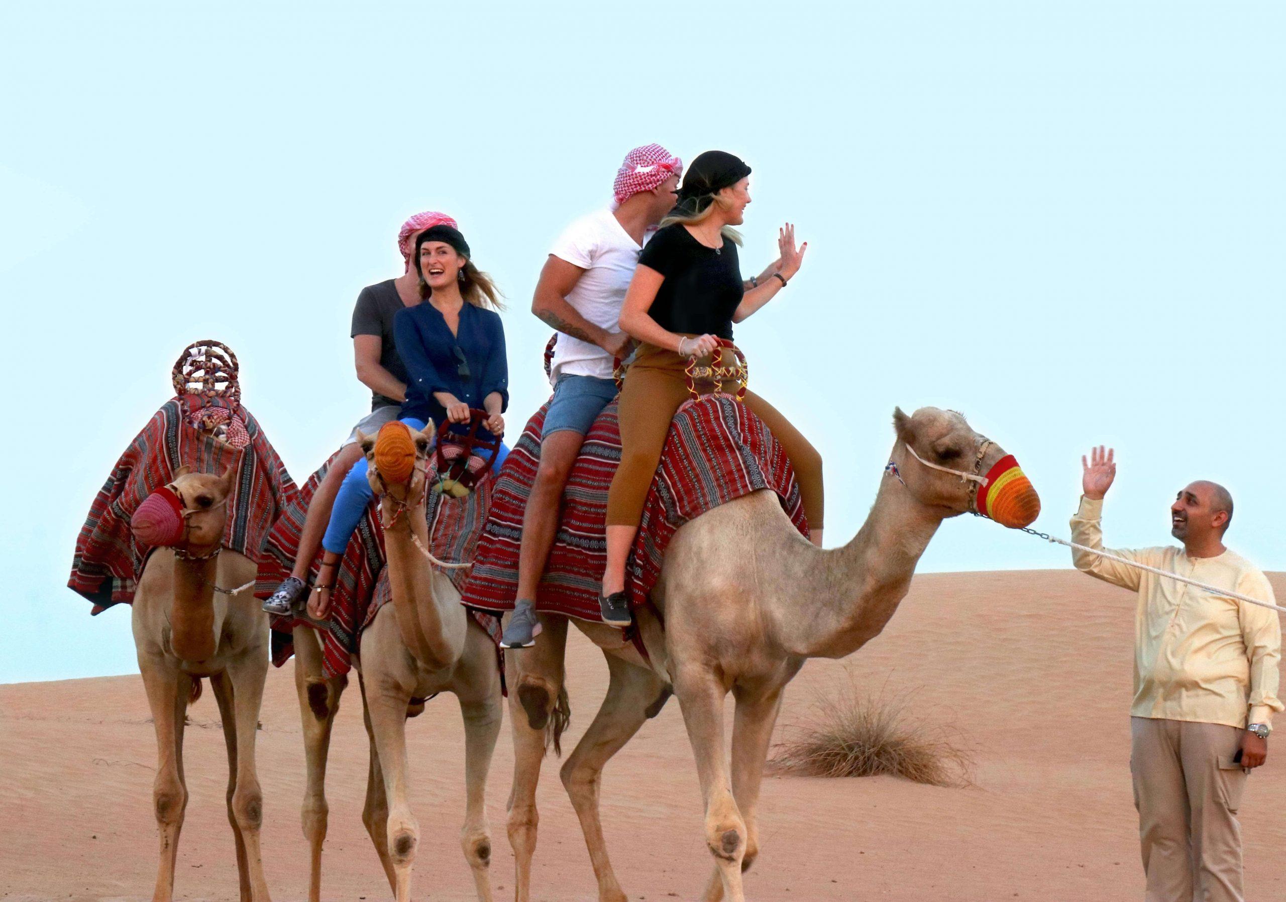 Desert Experience Dubai