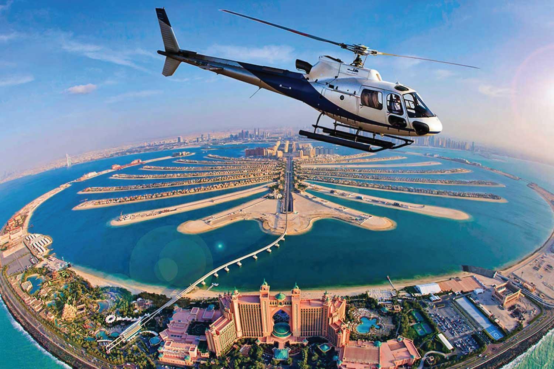 Private Helicopter in Dubai