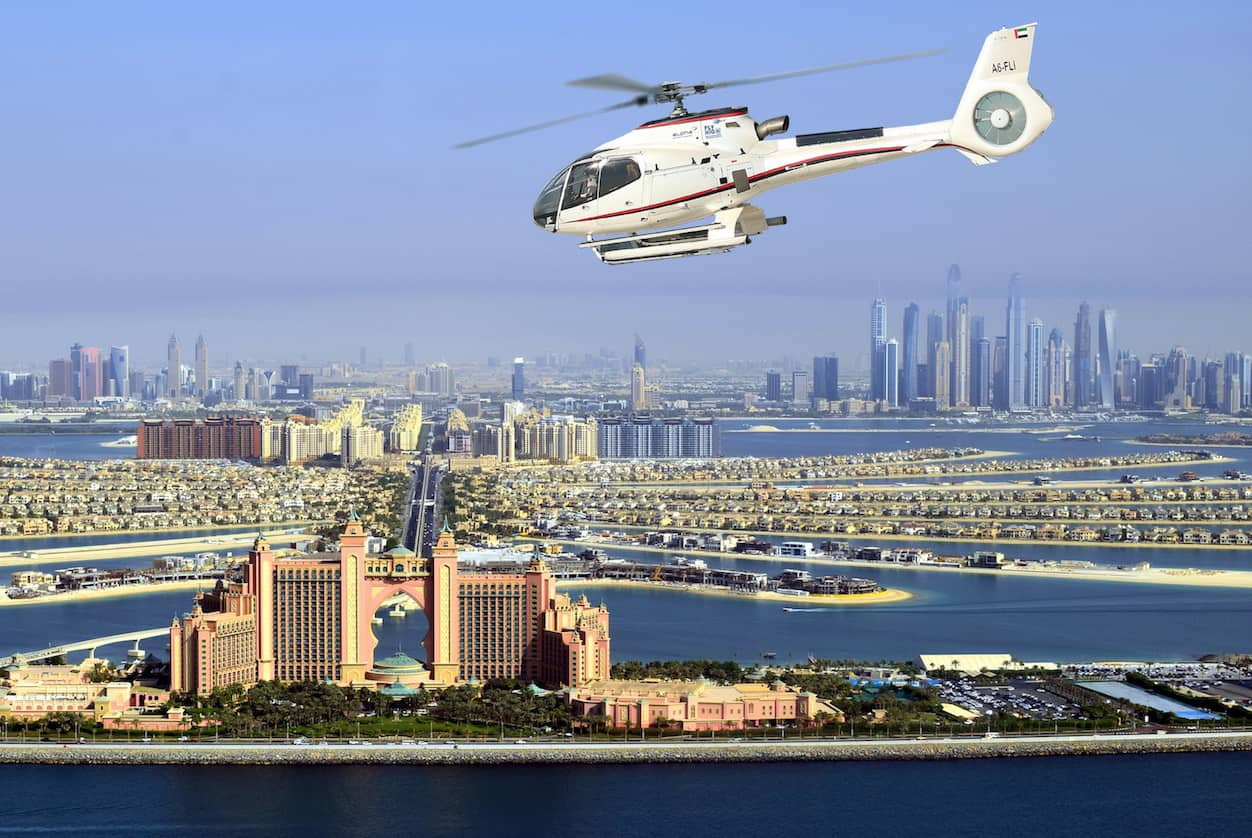 Private helicopter price