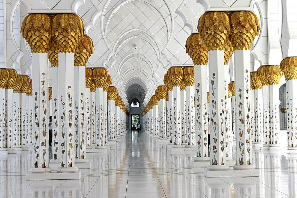 Sheikh Zayed Mosque Design