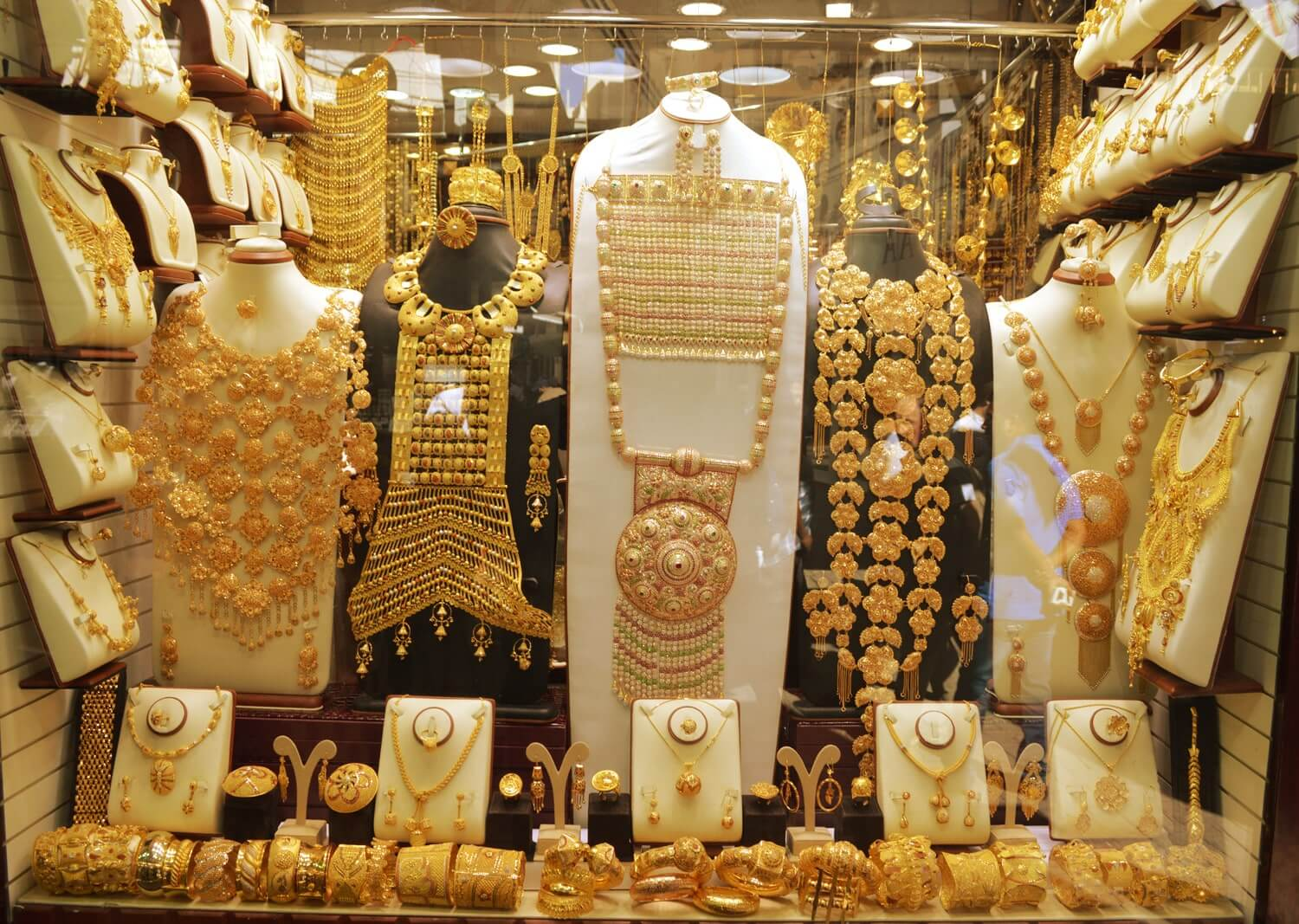 The Spices and Gold Souks