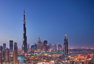 Where is Burj Khalifa located