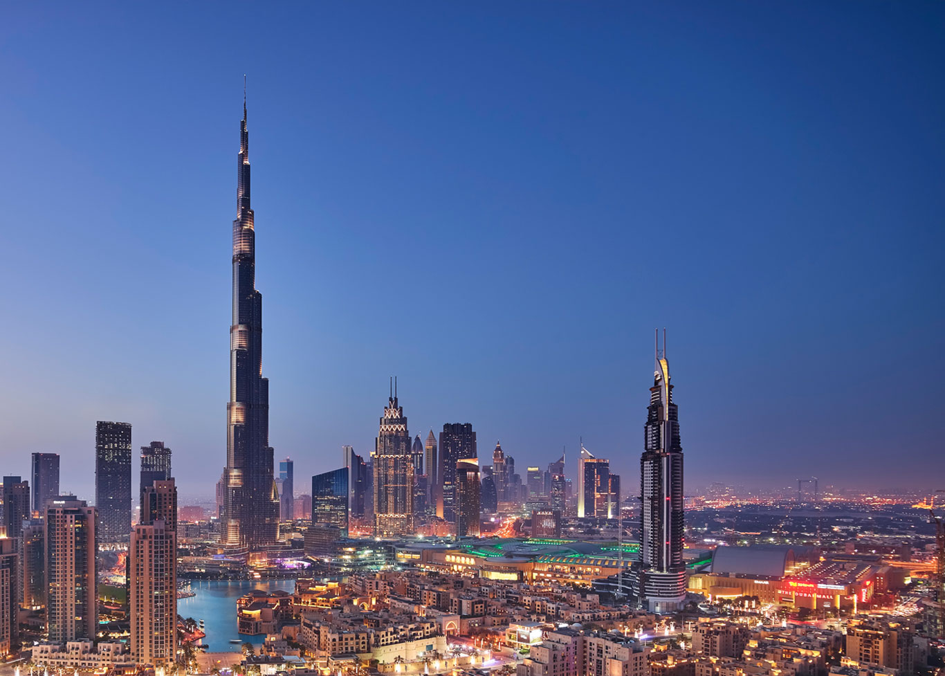 Where is Burj Khalifa located