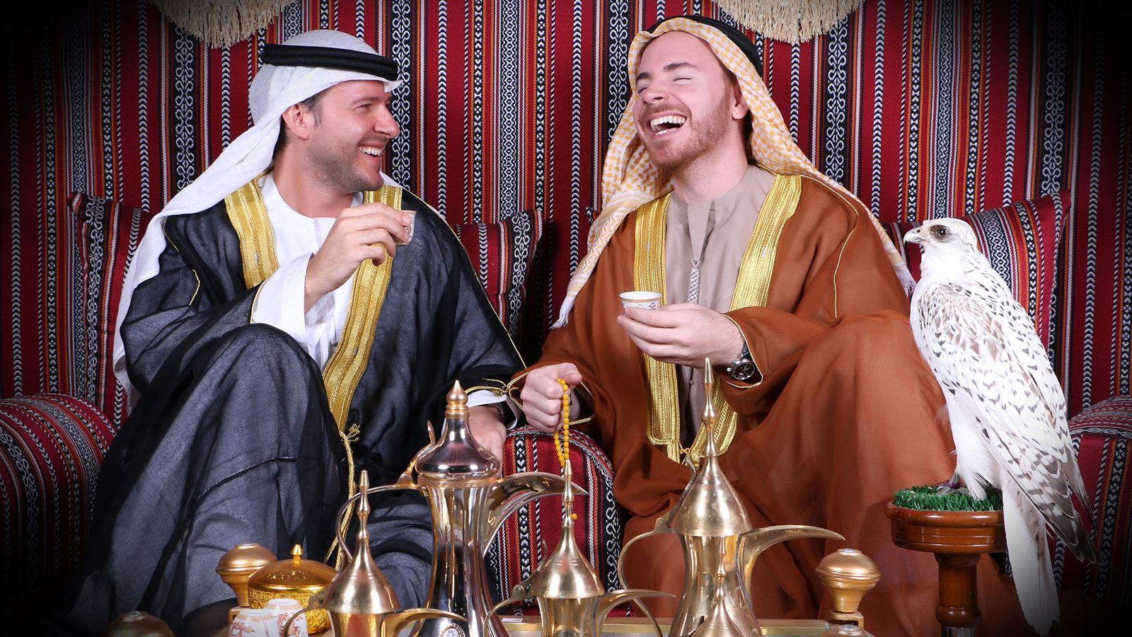 Arabian Costume Photoshoot