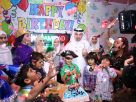 Birthday Celebration in Dubai