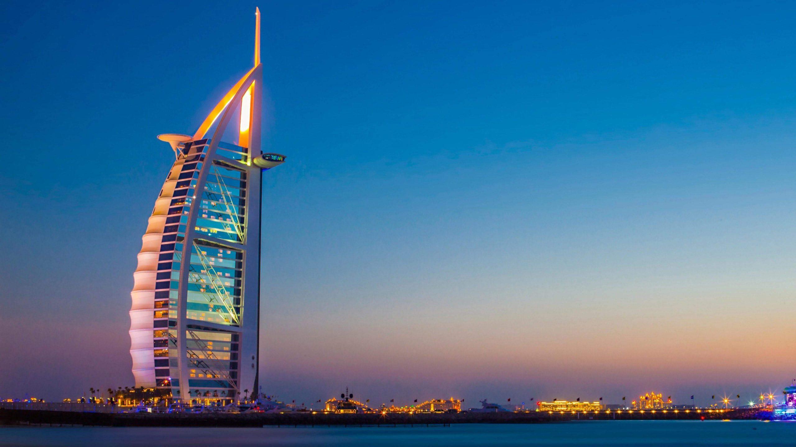 Burj Al-Arab, Dubai points of interest