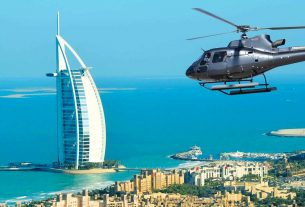 Dubai Helicopter experience