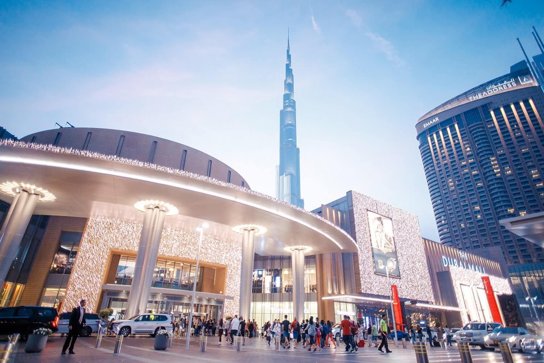 Dubai Mall Activities