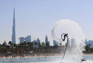 Dubai Open Activities