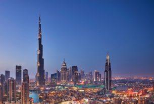 Number of Floors in Burj Khalifa