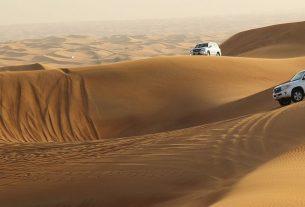 Sand Safari Tour