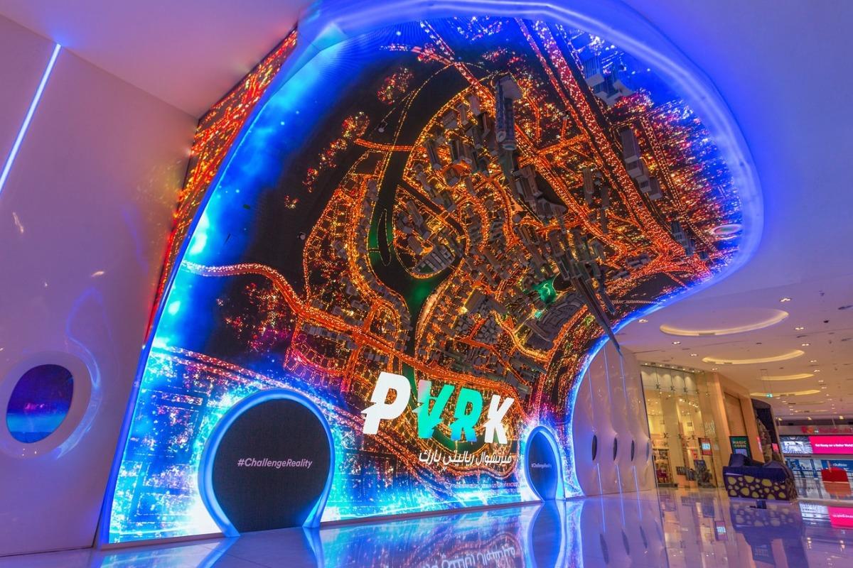 VR Park, Dubai Mall Activities