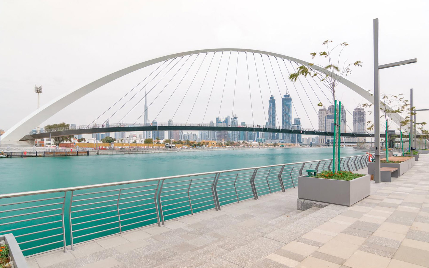 What is the Dubai Water Canal