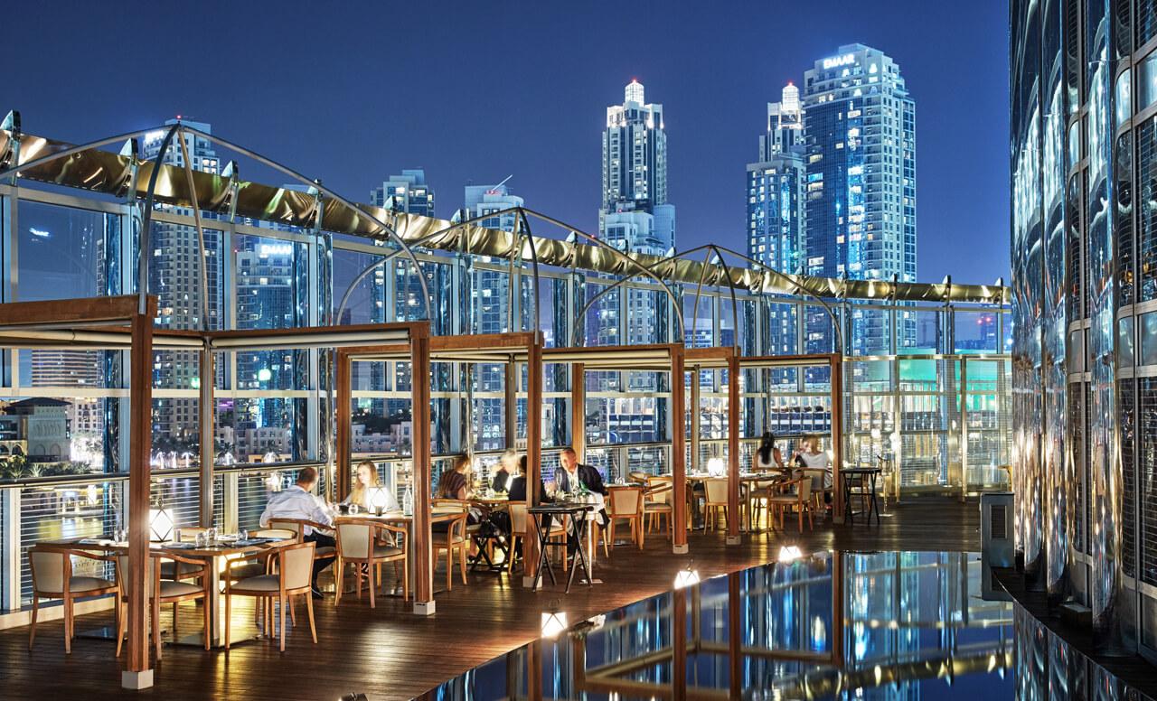 best restaurants in Dubai, Birthday Celebration in Dubai