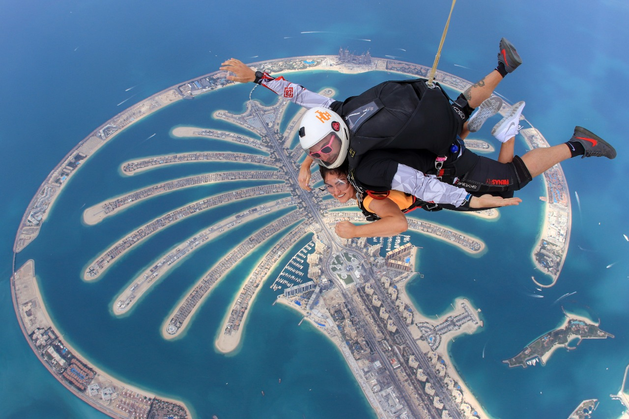 All you Need to Know About Skydive Dubai Charges - Arabia ...